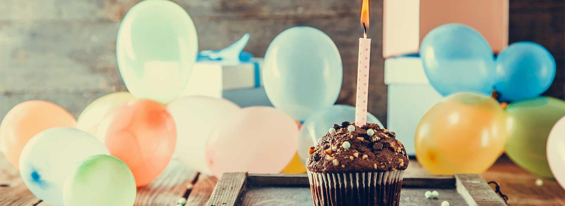 Születésnap rendezése
